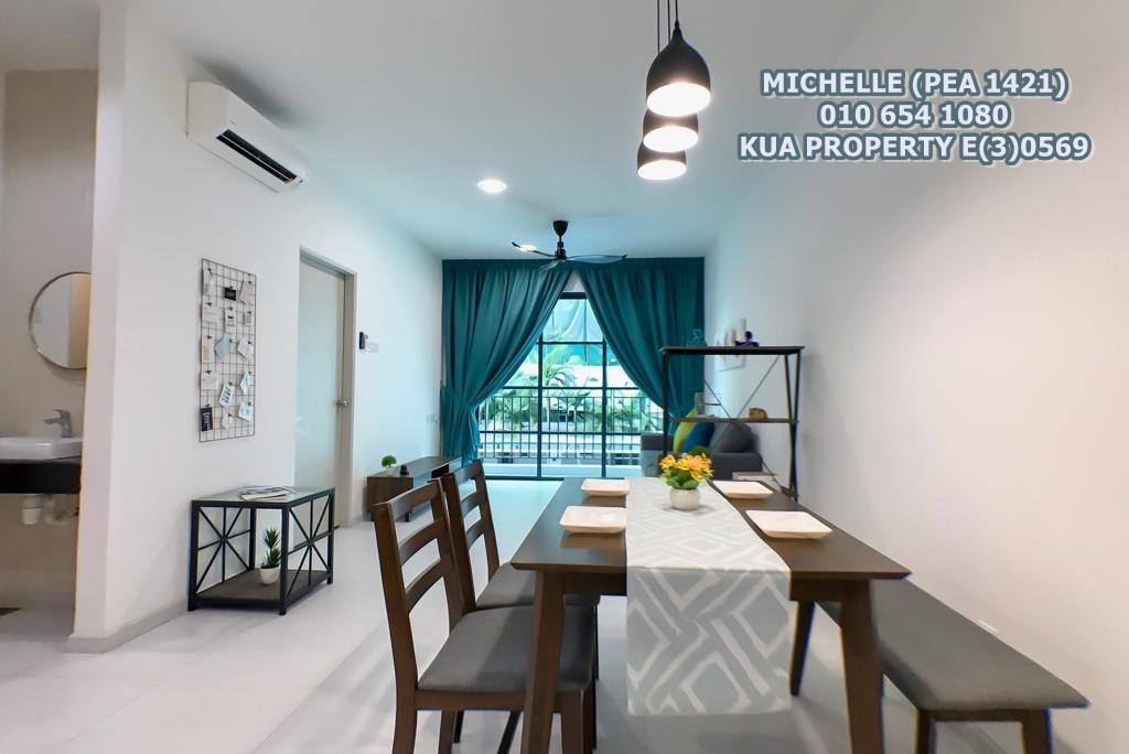 Level 3A Sapphire On The Park For Rent Batu Lintang