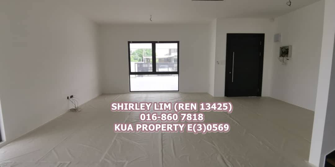 Taman Hui Sing New 3 Storey Semi D House For Sale