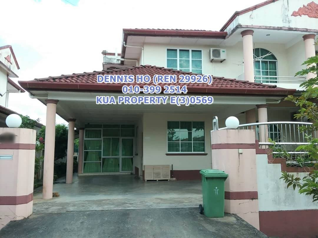 Jalan Semaba Double Storey Semi Detached House For Sale