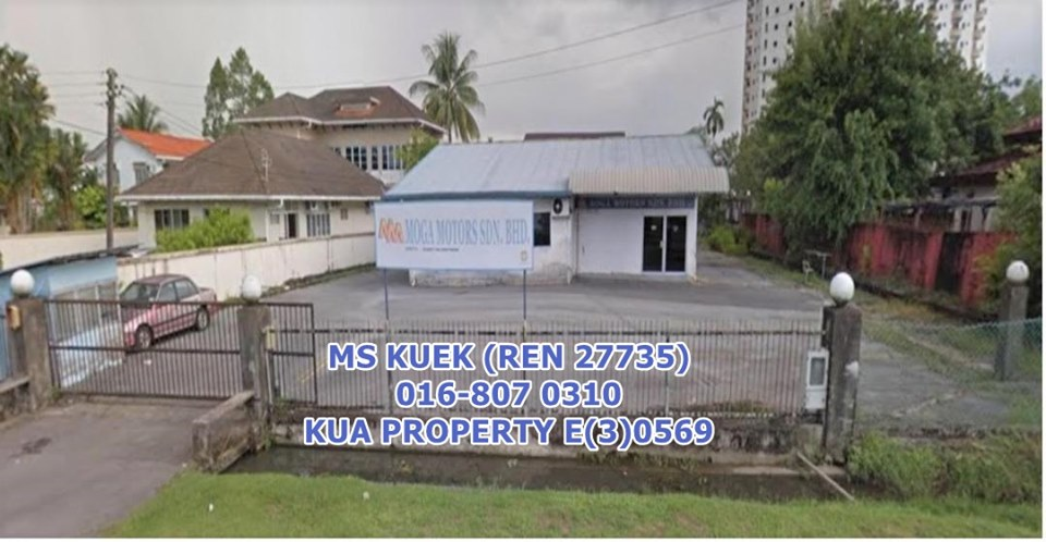 Jalan Pisang Commercial Showroom For Rent