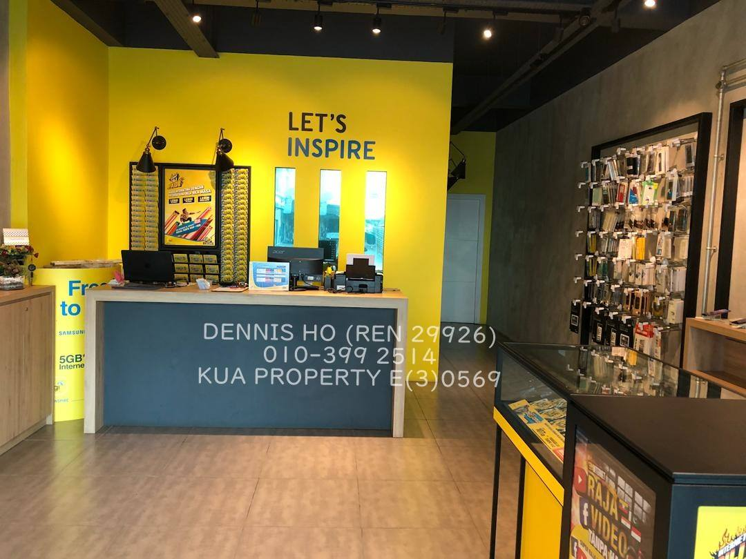 Trinity Hub Ready Renovated Display Shop Business For Sale