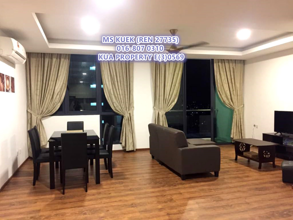 Jazz Suite 3 Condominium For Rent Location at VIVA City Megamall Jalan Wan Alwi