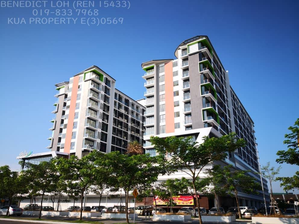 Level 5 GalaCity Residence For Rent Jalan Tun Jugah