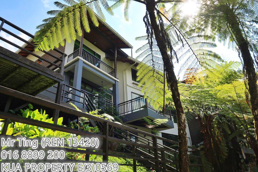Borneo Highland, Luxury Two and Half Storey Bungalow for Sale