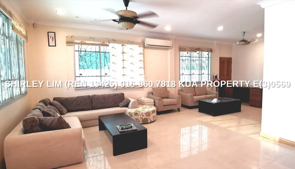 Jalan Hup Kee Double Storey Semi Detached House For Sale and For Rent