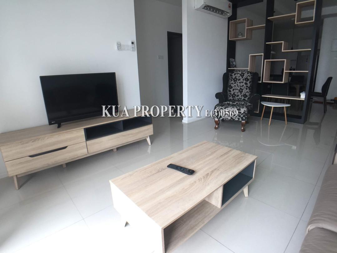 Level 9 Rivervale Condominium For Rent at Stutong