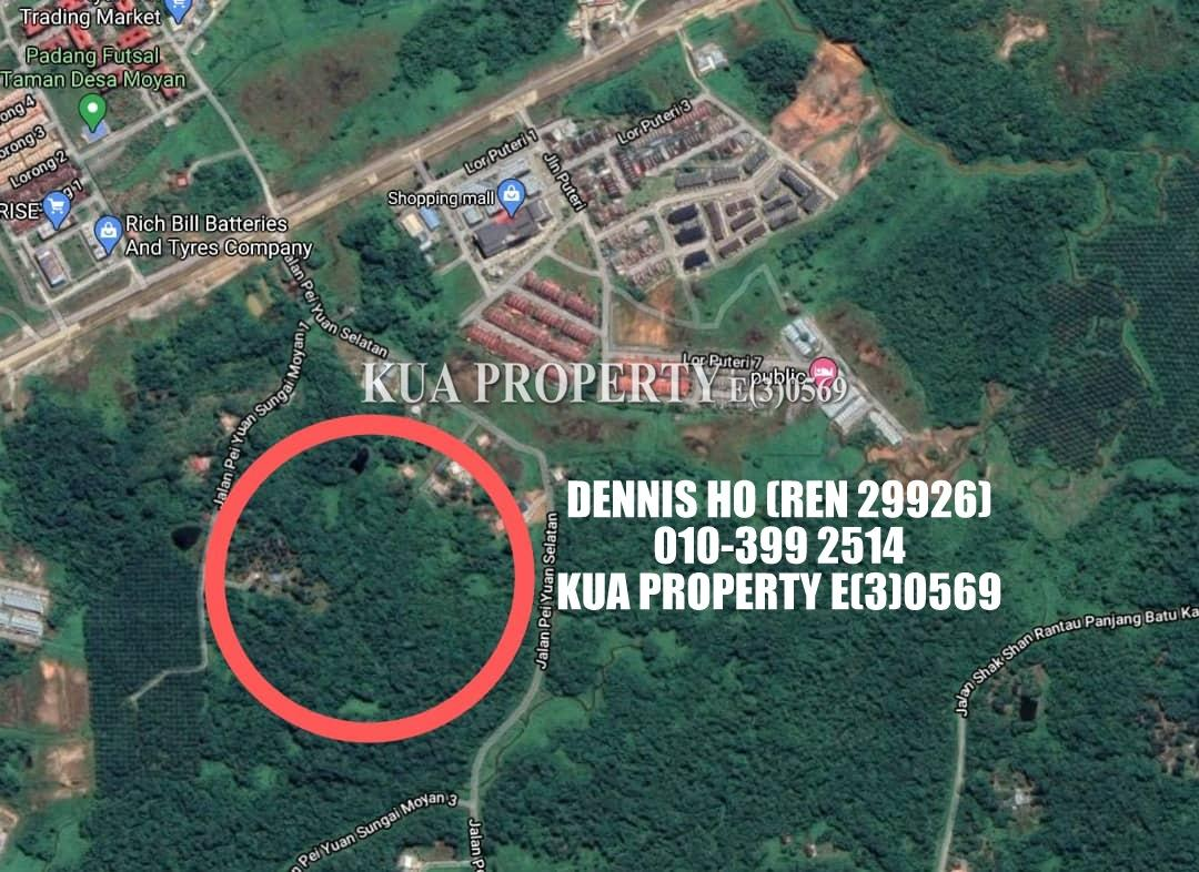 Agriculture Land For Sale at Moyan