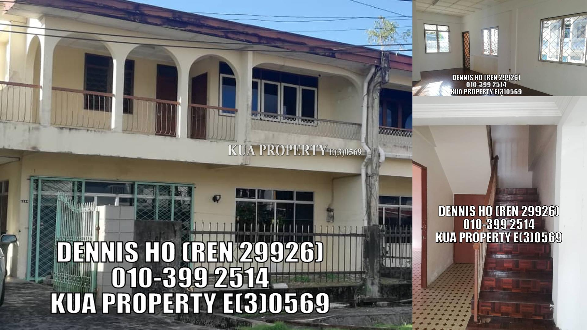 Double Storey Semi Detached House For Sale at Jalan Burung Lilin Everbright Park