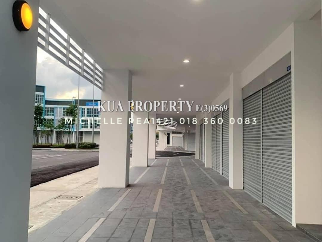 TT3 Plaza Commercial unit For Rent at Tabuan Tranquility