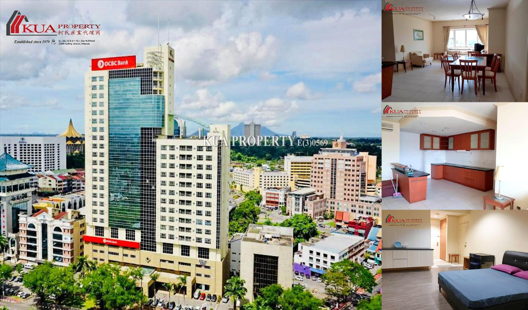 Ariva Gateway Service Apartment For Sale at Jalan Bukit Mata